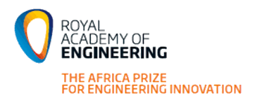 Africa Prize for Innovative Engineering by The Royal Academy of Engineers